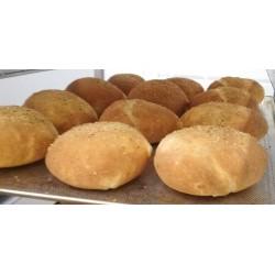 Pan para Hamburguesas - SIN...
